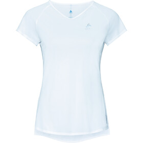Odlo Zeroweight Crewneck T-shirt Dames, white